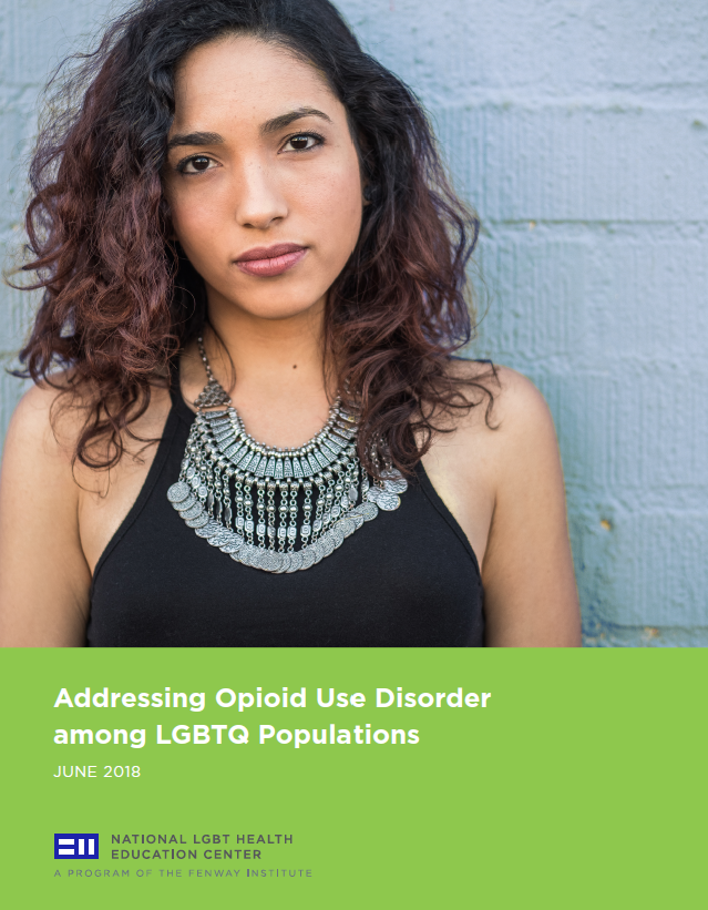 Addressing Opioid Use Disorder among LGBTQ Populations