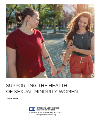 Supporting the Health Of Sexual Minority Women