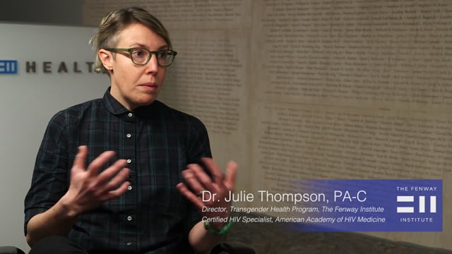Thumbnail for Dr. Kevin Ard and Julie Thompson discuss PrEP for Gender Diverse Communities
