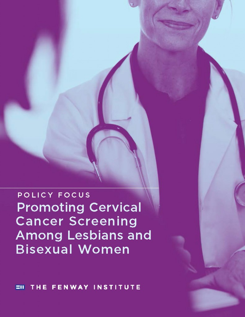 Promoting Cervical Cancer Screening Among Lesbians and Bisexual Women