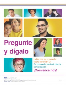 Pregunte y dígalo Series: Youth Poster