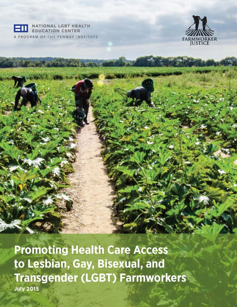 Promoting Health Care Access to Lesbian, Gay, Bisexual, and Transgender (LGBT) Farmworkers