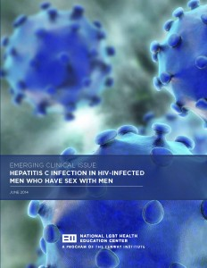 Emerging Clinical Issue: Hepatitis C Infection in HIV-Infected Men Who Have Sex with Men