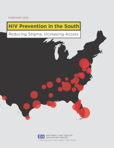 HIV Prevention in the South: Reducing Stigma, Increasing Access