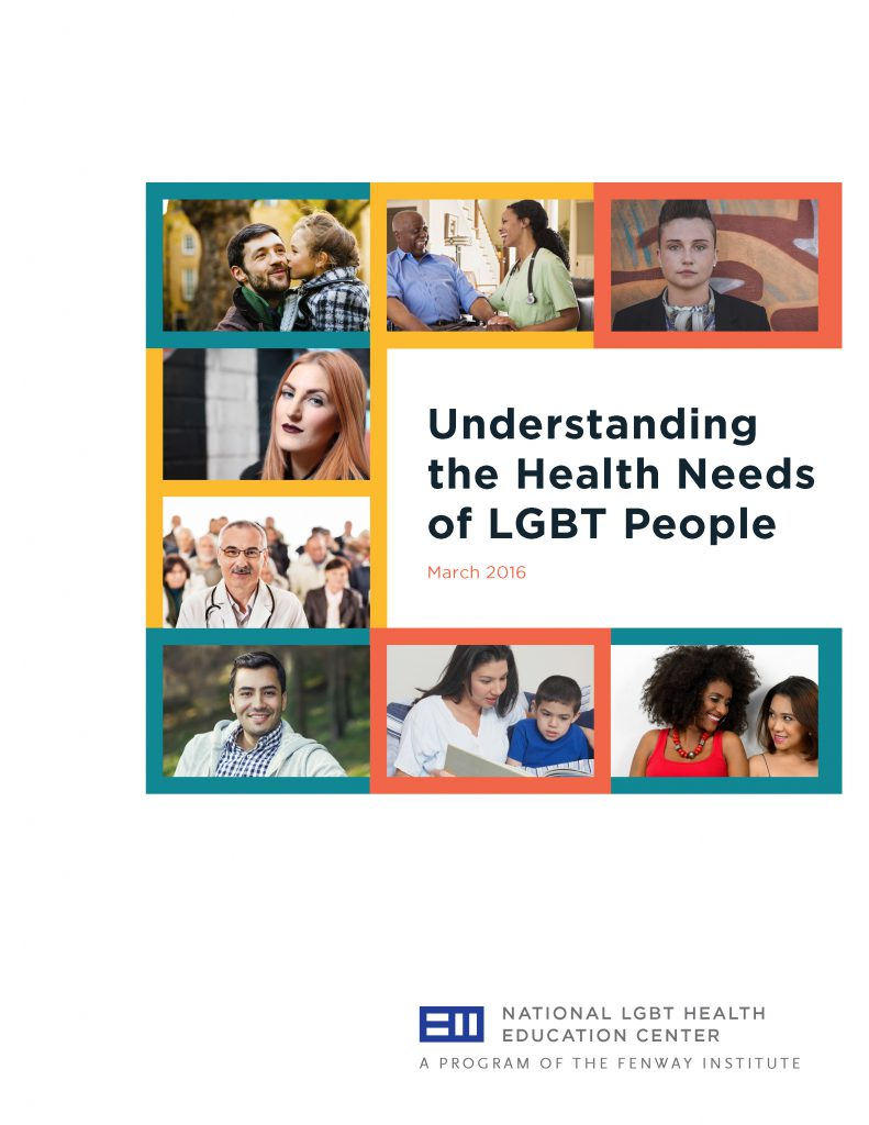 Understanding the Health Needs of LGBT People