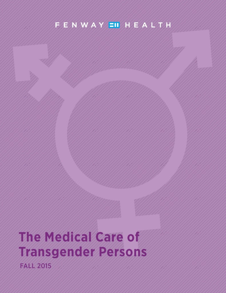 The Medical Care of Transgender Persons