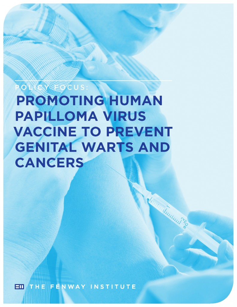 Promoting HPV Vaccine To Prevent Genital Warts and Cancers