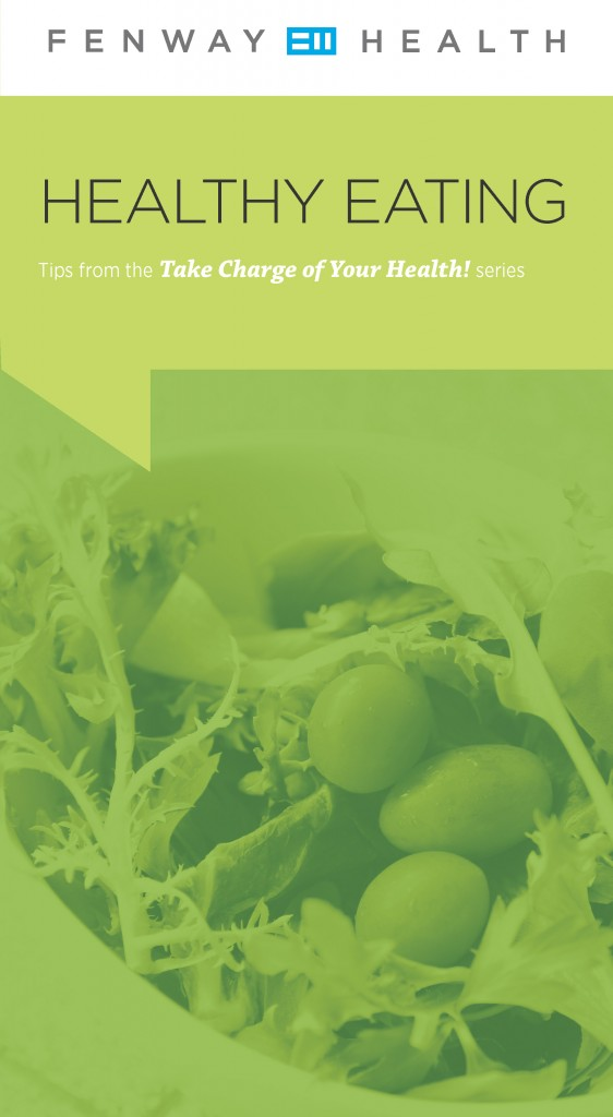 Take Charge of Your Health!: Nutrition