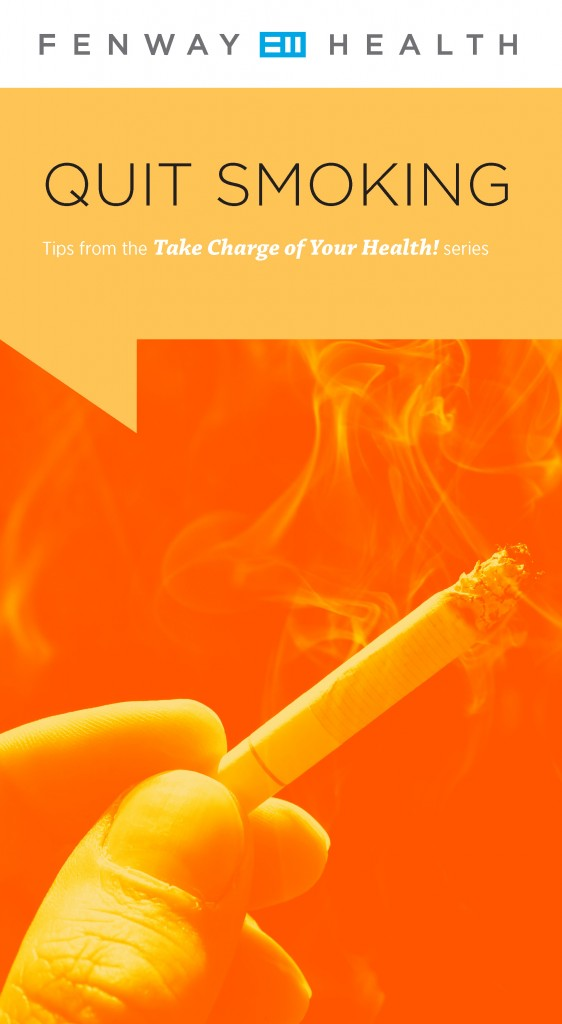 Take Charge of Your Health!: Smoking